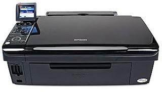 Epson Stylus NX400 téléchargements de pilotes