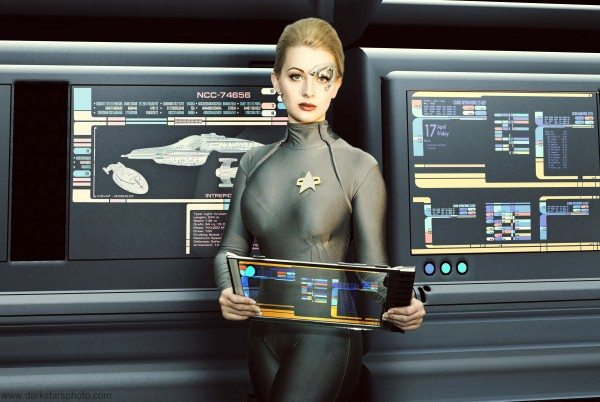 professional cosplay seven of nine
