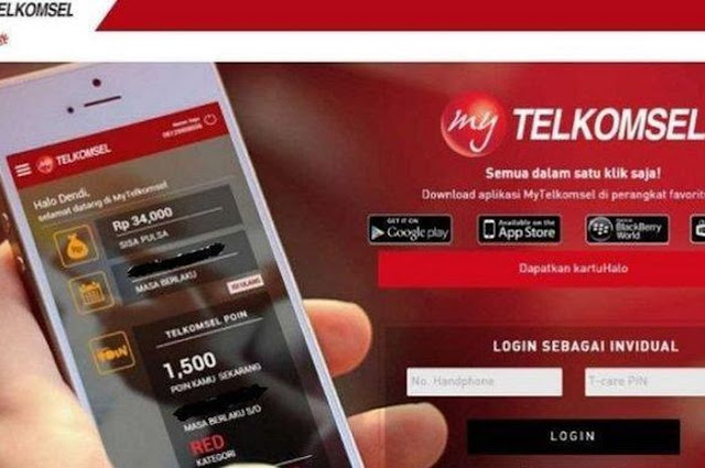Kuotan Internet Telkomsel 15 GB Rp 0 Rupiah dan Paket Murah 20 GB Hanya RP 6 Ribu
