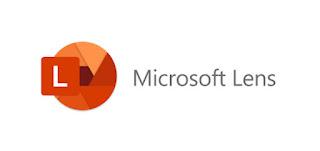 aplikasi scan Microsoft Office Lens – PDF Scanner