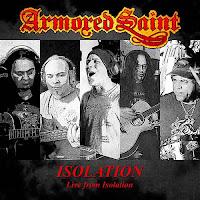 """Το single των Armored Saint """"Isolation"""""""