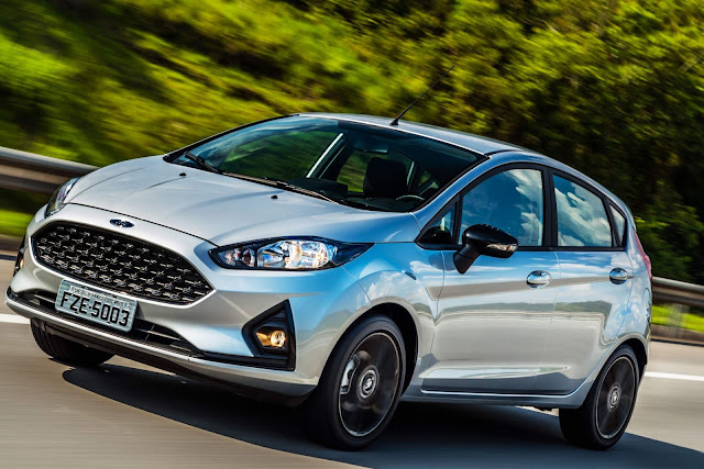 Ford New Fiesta 2018 EcoBoost Style