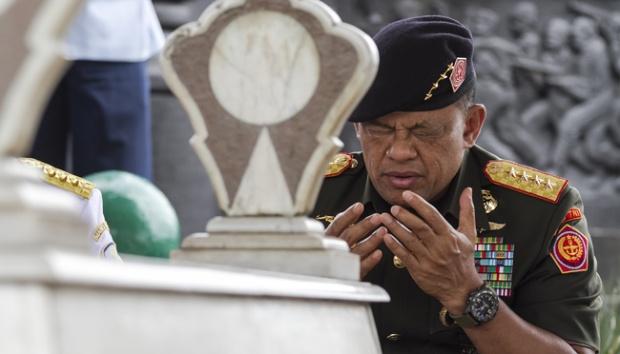 Gatot Nurmantyo dan Mahasiswa RI; Indonesia akan Mengatur Dunia