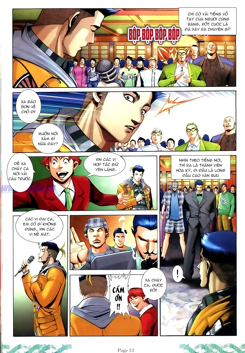 Người Trong Giang Hồ Chap 725 - Truyen.Chap.VN