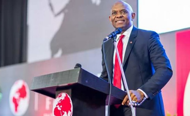 Tony Elumelu donated towards fight against coronavirus