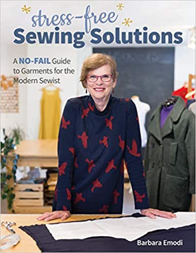 Sewing with less stress Front
