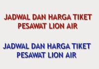 Jadwal Dan Harga Tiket Pesawat Lion Air Jakarta Bali 24 Desember Aneka Harga