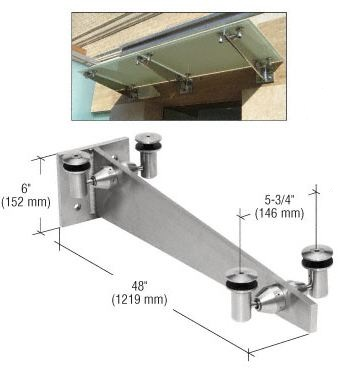 UNIVERSAL MOUNT AWNING BRACKET