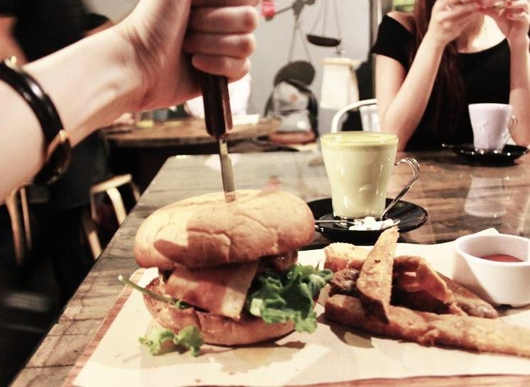 the lab cafe singapore jalan pisang