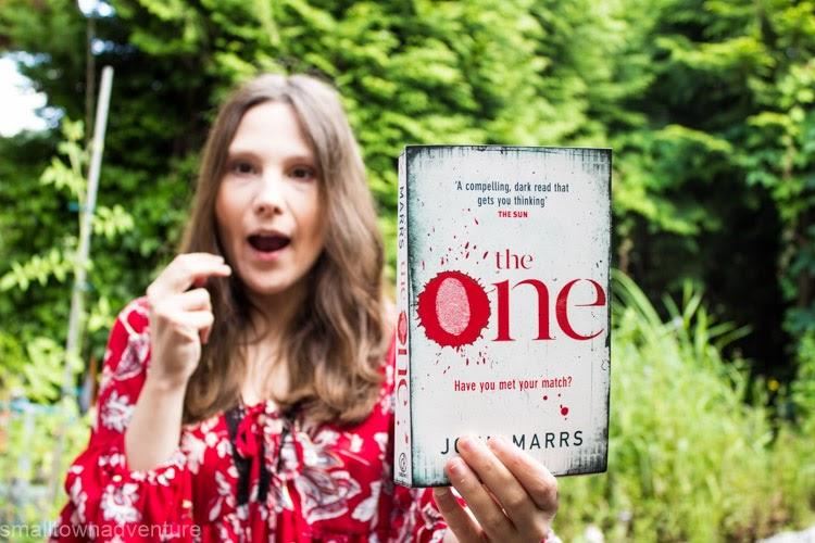 The One Buchrezension, The One Buch Serienvergleich, The One Serie, The One John Marrs, Buchblogger