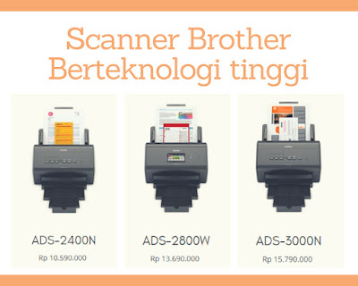 Scanner Brother
