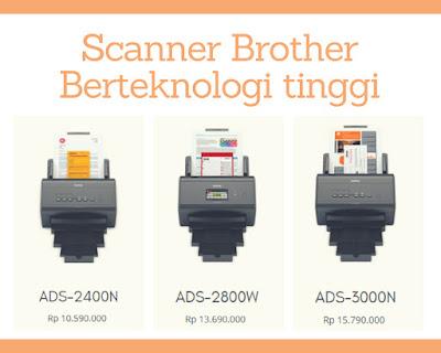 Scanner Brother