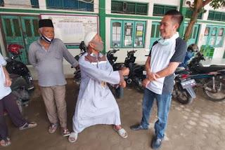 Sudarno Marbot Masjid Muhammadiyah Aljannah Palembang