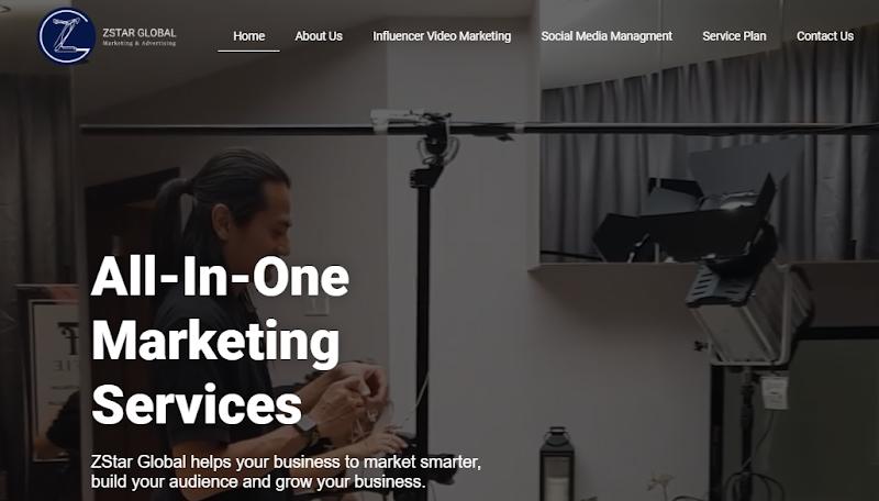ZStar Global - Rakan Pemasaran Dengan Pelbagai Servis Digital Terkini Untuk Majukan Bisnes