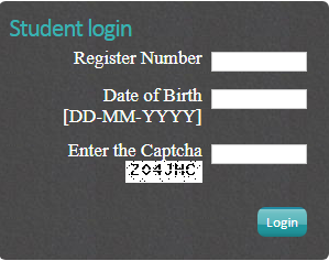 COE1.ANNAUNIV.EDU HOME STUDENT LOGIN – Server 1