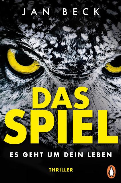 DAS SPIEL –Buchcover
