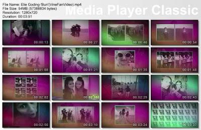 Ellie Goulding - Burn (Vine Fan Video) - HD 1080p Free Music Video Download