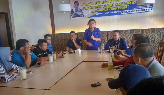Ketua DPW Nasdem Jatim