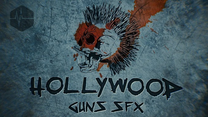Triunedigital – Hollywood Guns SFX Bundle