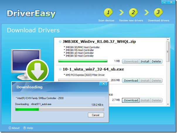DriverEasy Professional 4.7.10.2922 Full With Crack Download