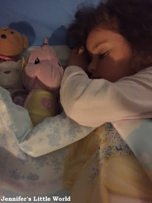 Review - Cinderella ReadyBed for young children