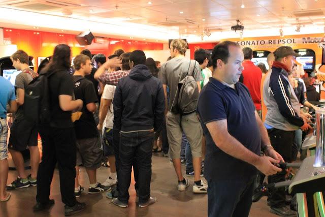 Summer videogame party en el Fnac de Callao