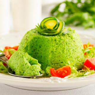 flan de verdura dieta embarazada blog mimuselina qué comer y qué no en la cena de navidad