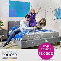 Castiga 15.000 Euro de la Dormeo - concurs - bani - castiga.net