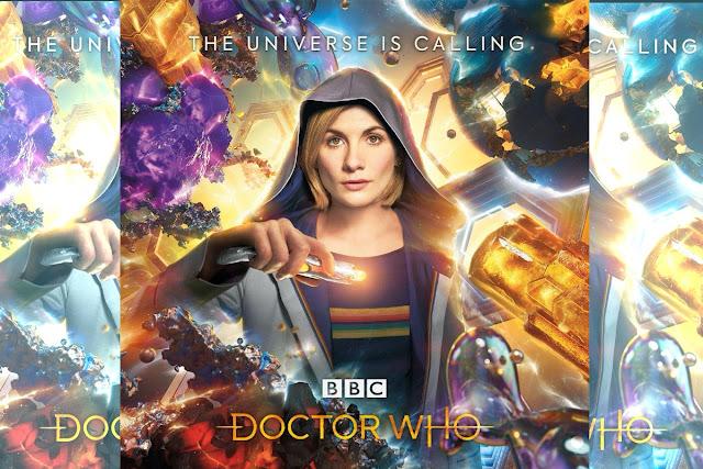 doctor who season 11 poster