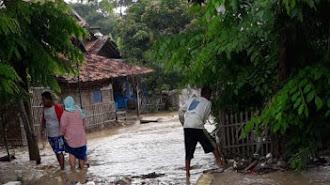 Meluap Lagi, Cilamaya Wetan Banjir Lagi !