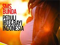 Peduli Ibu dan Bayi Indonesia Melalui SMSBunda