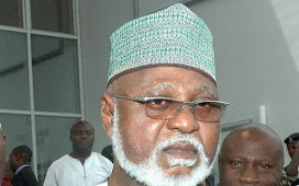 More than 6 million illegal weapons are circulating throughout Nigeria - the former head of state, Abdulsalami Abubakar