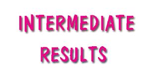 Intermediate result 2015