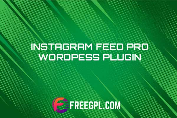 Instagram Feed Pro Wordpress Plugin
