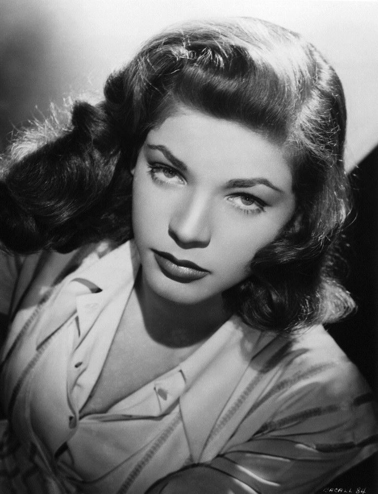 Two-Fisted Tales of True-Life Weird Romance!: Lauren Bacall.Lauren Bacall