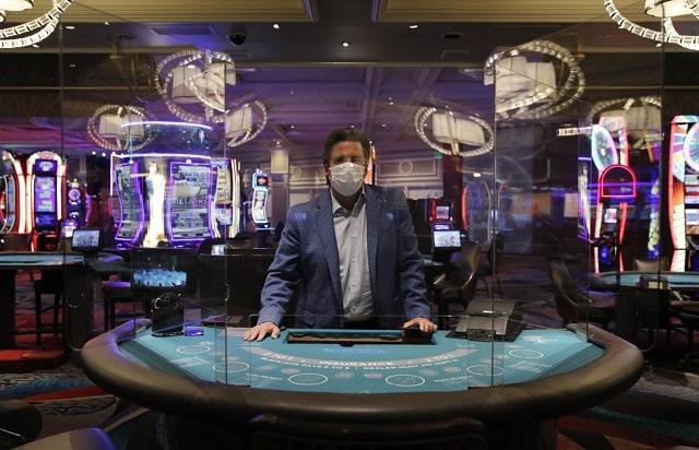 online casino games covid-19 impact gambling website industry coronavirus