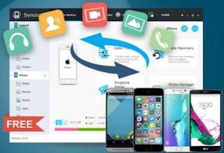 برنامج, احترافى, لتوصيل, الهاتف, بالكمبيوتر, ونقل, وادارة, الملفات, Syncios ,Manager