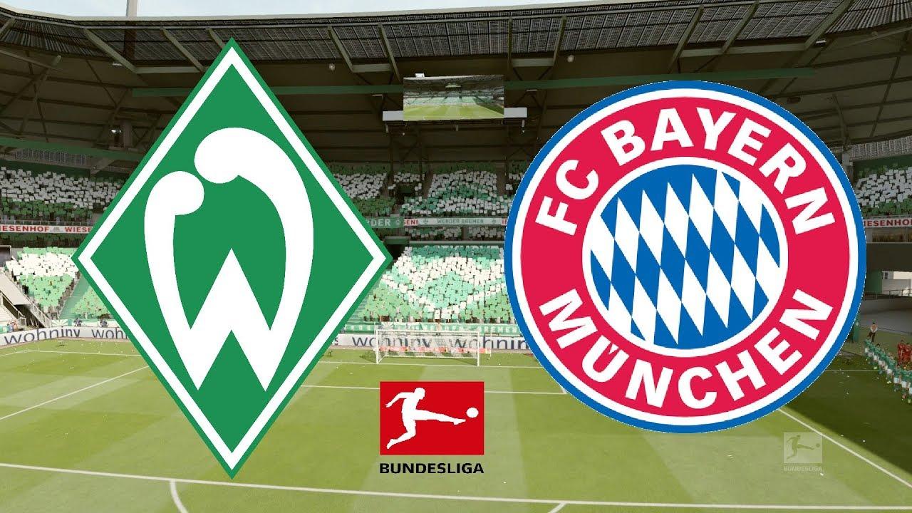 بث مباشر مباراة بايرن ميونخ وفيردر بريمن