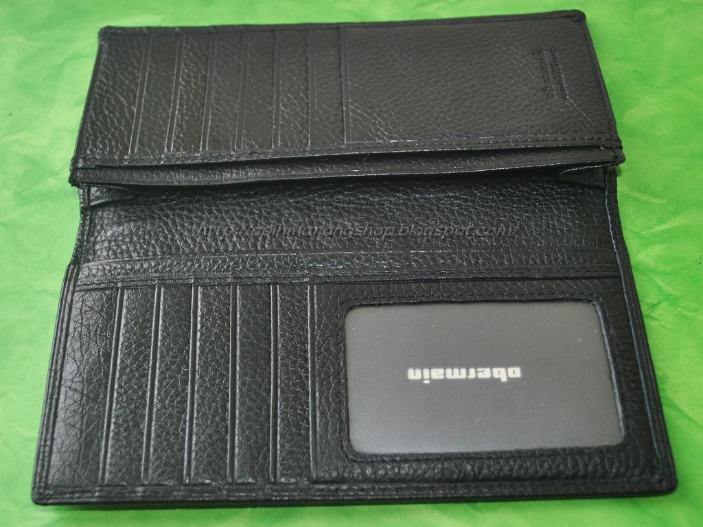 Apihmarang Shop Online Aso Men Genuine Leather Long