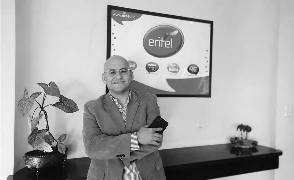 Montes gerentó ENTEL entre el 16 de noviembre de 2019 y el 8 de febrero de 2020 / ENTEL
