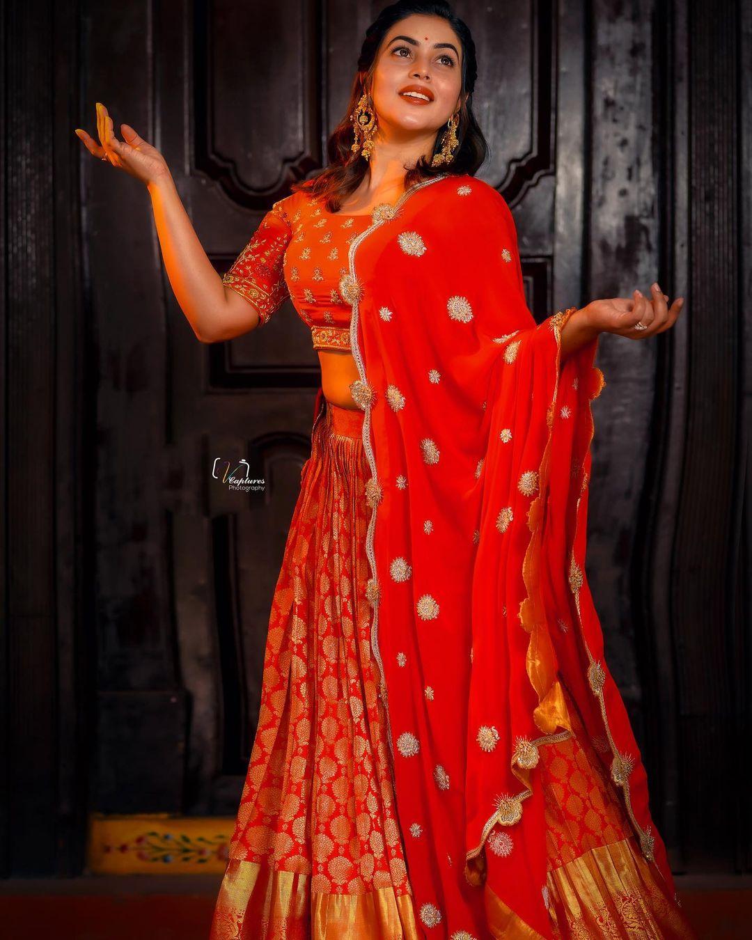 South Indian Actress Shamna Kasim