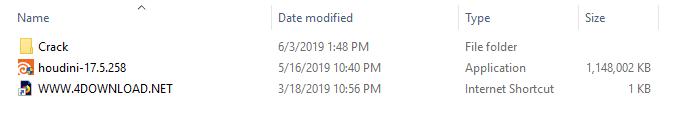 SideFX Houdini FX v17.5.258 Full version
