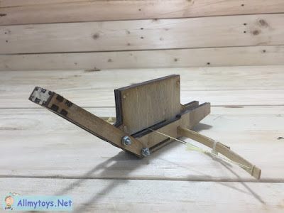 Zhuge Liang Repeating Toy Crossbow 1