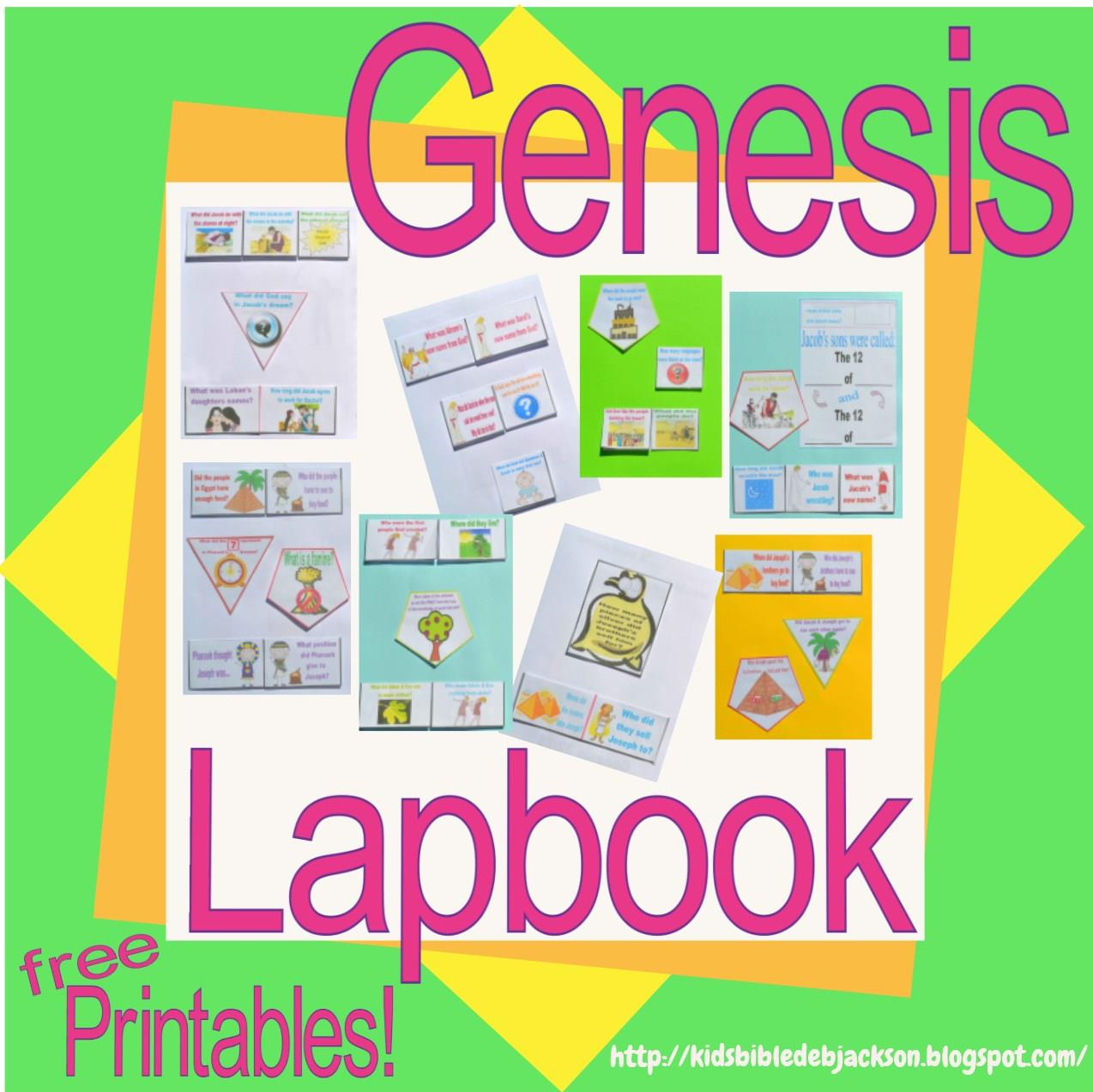 Bible Fun For Kids Genesis Jacob Amp Esau