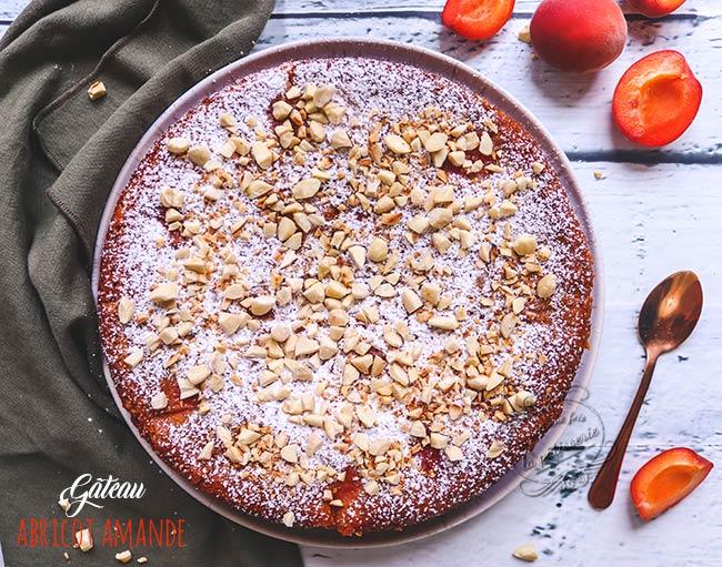 recette gâteau aux abricot moelleux