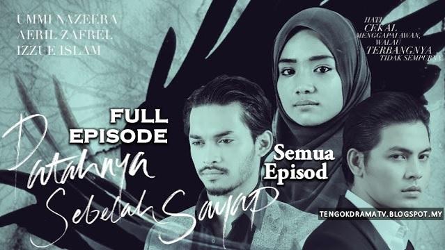 Drama Patahnya Sebelah Sayap – Semua Episod