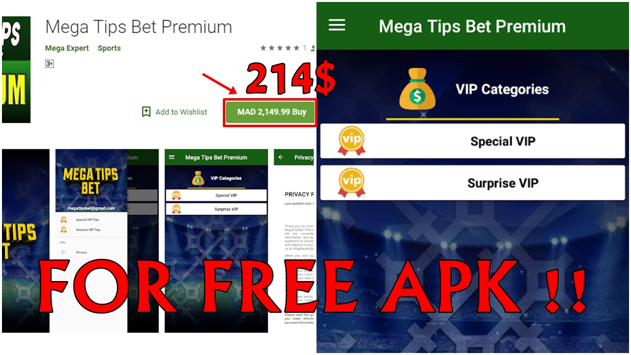 Free betting app