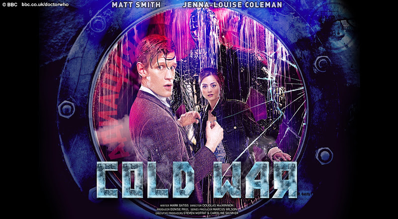 Doctor Who Cold War episode poster