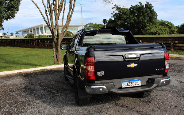 Chevrolet S-10 High-Country 2021