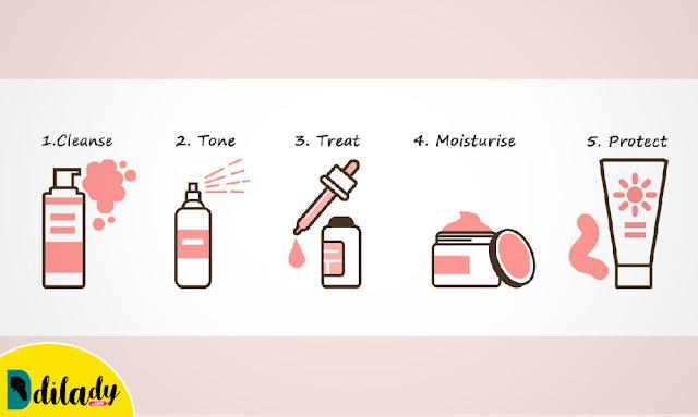 Tips Merawat Kulit Wajah Dengan Basic Skincare